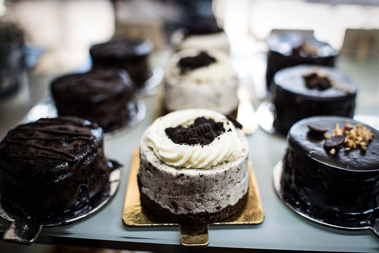 Mini Gelato Cakes | Mr Gelato by Matteo